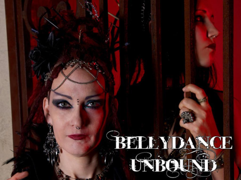 Bellydance Unbound's video poster