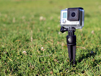 Spinmount + Snowspike. Capture Any Angle With Your GoPro