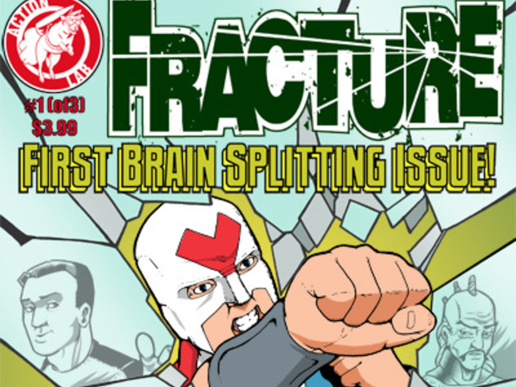 Action Lab Entertainment Presents: Fracture!'s video poster