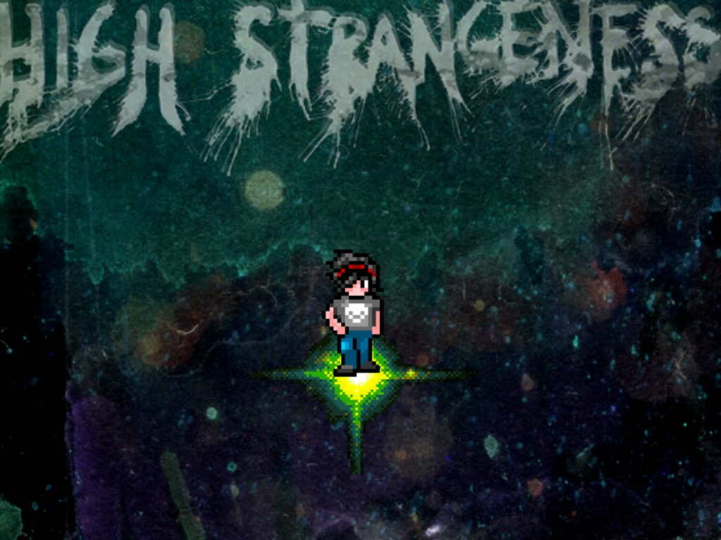 High Strangeness: A 12 bit action / adventure video game.'s video poster