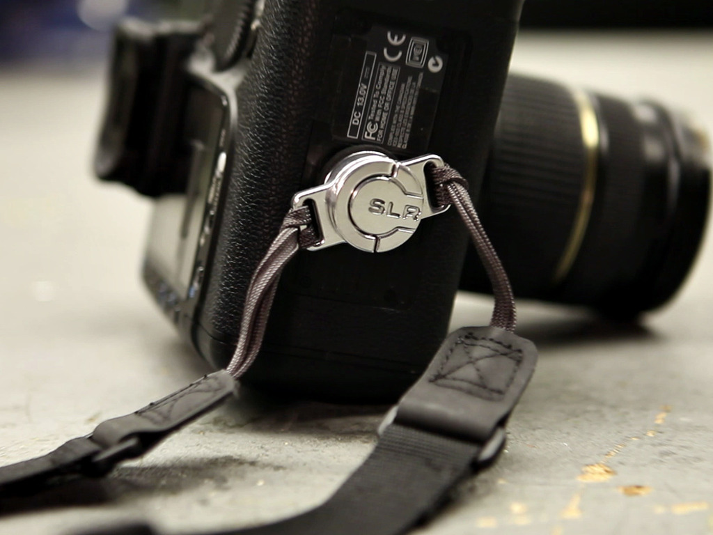C-Loop - Camera Strap Mount Solution 's video poster