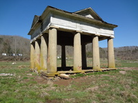 Restore the Blue Sulphur Spring Pavilion