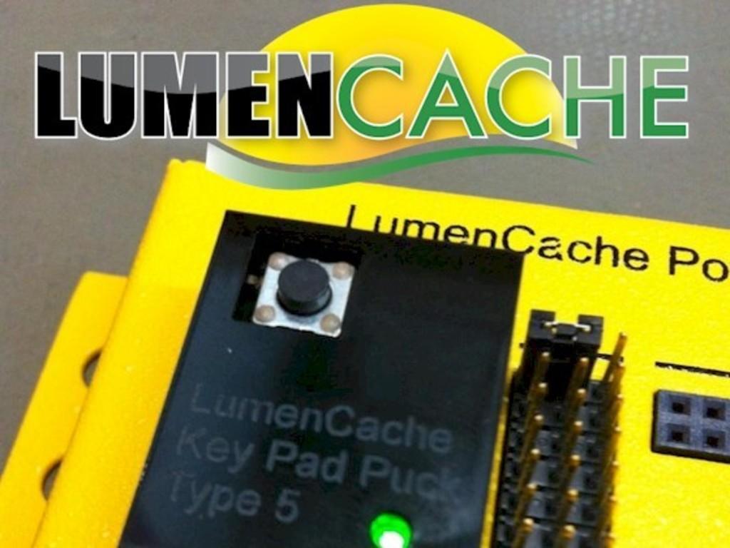 LumenCache: Bright, Safe, Efficient lighting w/Open Controls's video poster