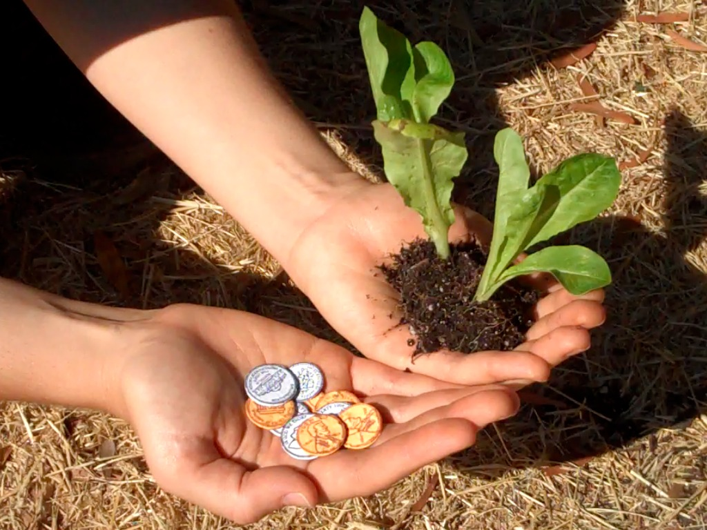 Seed Money: Coins You Can Plant!'s video poster