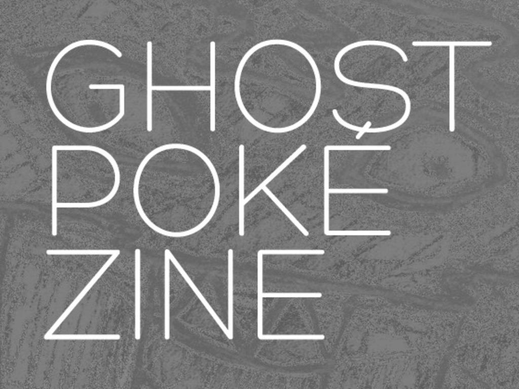 Ghost PokéZine's video poster