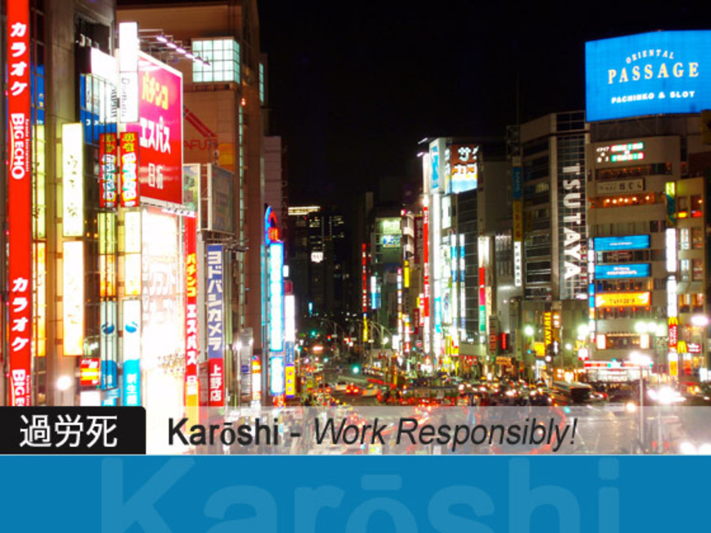 Karoshi 過労死  and The Ethic of Work (Canceled)'s video poster