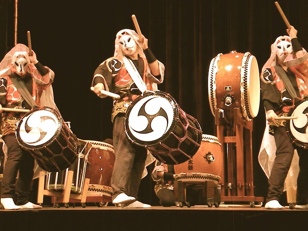 Don Doko Don: The Yamakiya Taiko Drum Club Project's video poster