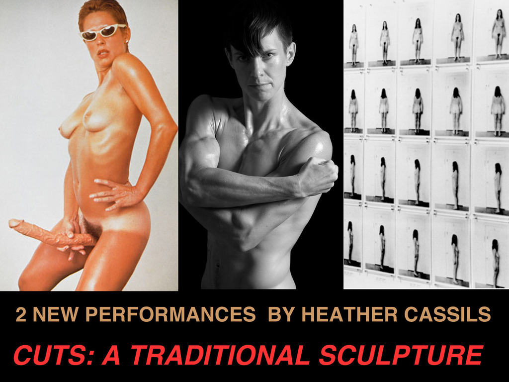 Performance Artist Heather Cassils Seeks Finishing Funds's video poster