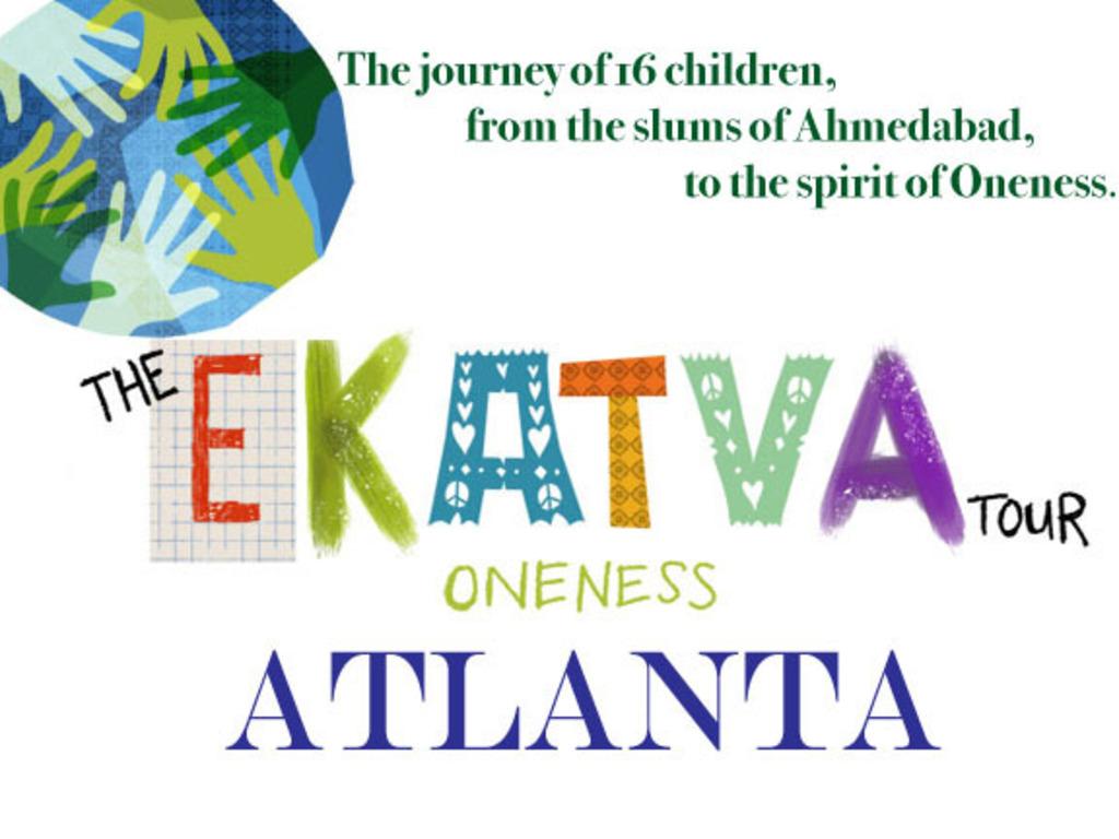 The Ekatva Tour - Oneness In ATLANTA's video poster