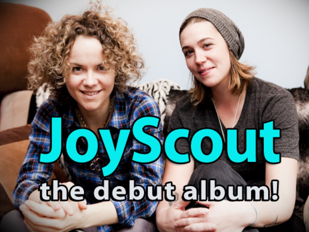 JoyScout - New Music by Emily Kate Boyd & Nicki Thrailkill 's video poster