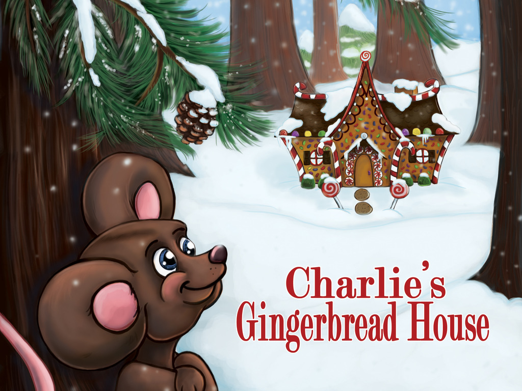 Charlie's Gingerbread House's video poster