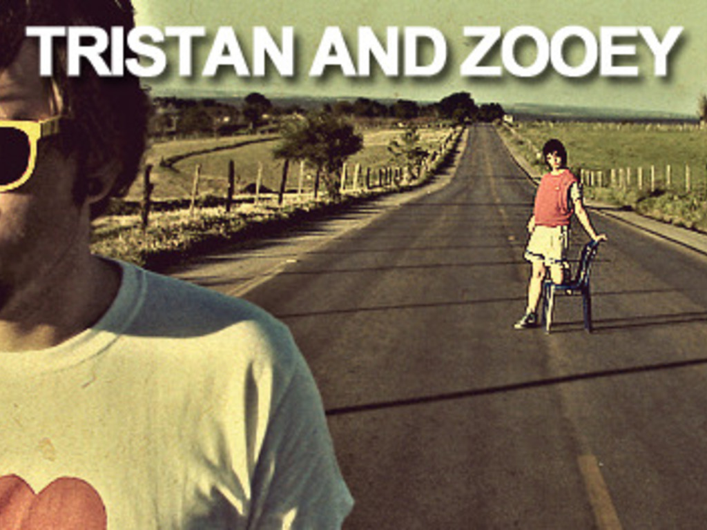 "Rhys' Thesis: ""Tristan and Zooey""'s video poster"