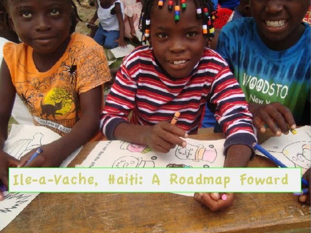 Ile-a-Vache, Haiti: A Roadmap Forward's video poster