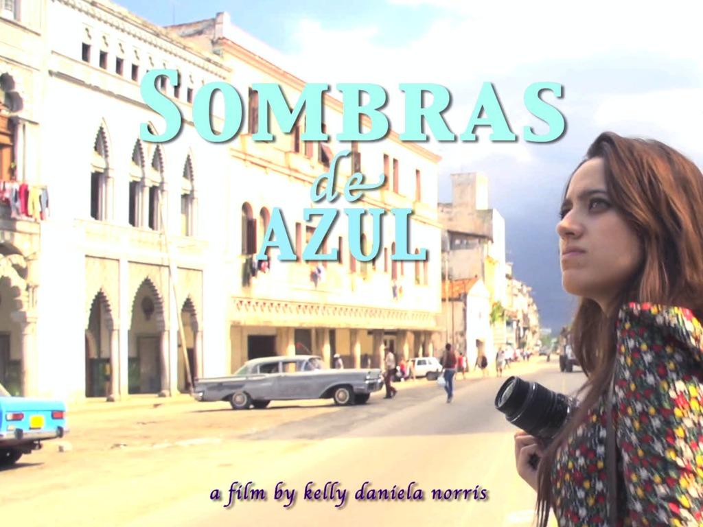 Shades of Blue (Sombras de Azul) - a cinematic elegy's video poster