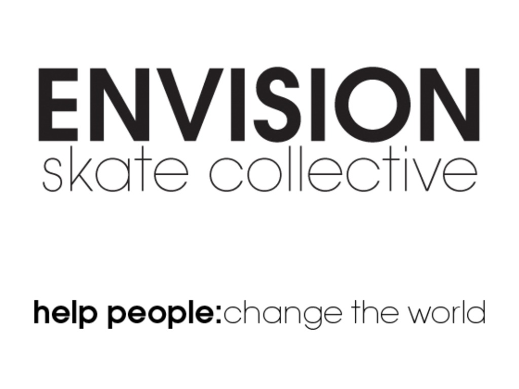 Envision Skate Collective's video poster