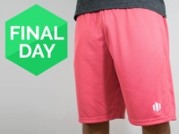 Keap Athletic Shorts: Pockets designed to keep your stuff in