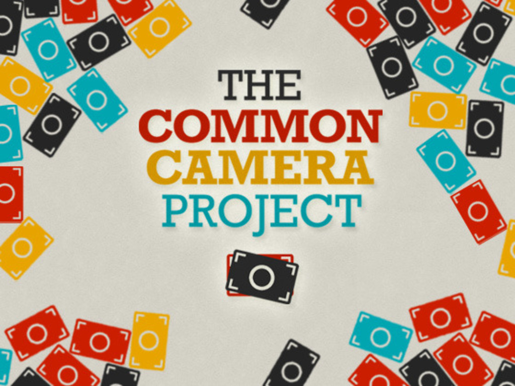 Common Camera Project: Disposables in Search of Inspiration's video poster