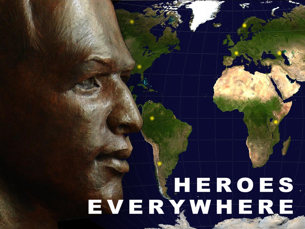 Heroes Everywhere's video poster