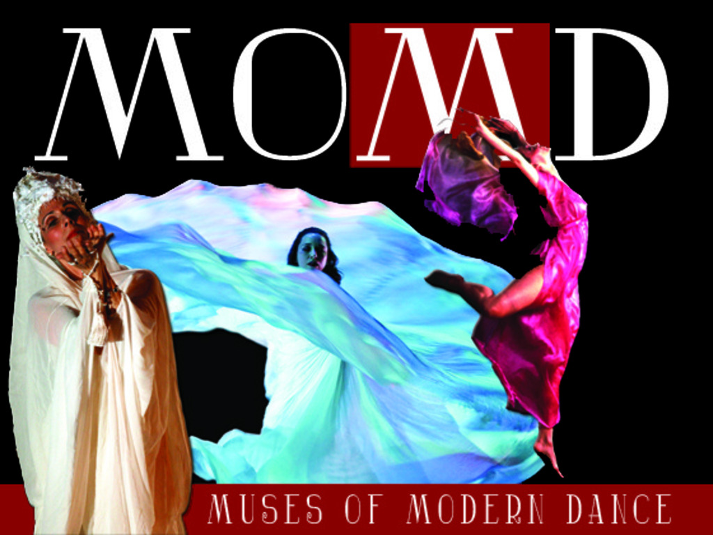 Muses of Modern Dance: Making Piccolo Spoleto a Reality's video poster