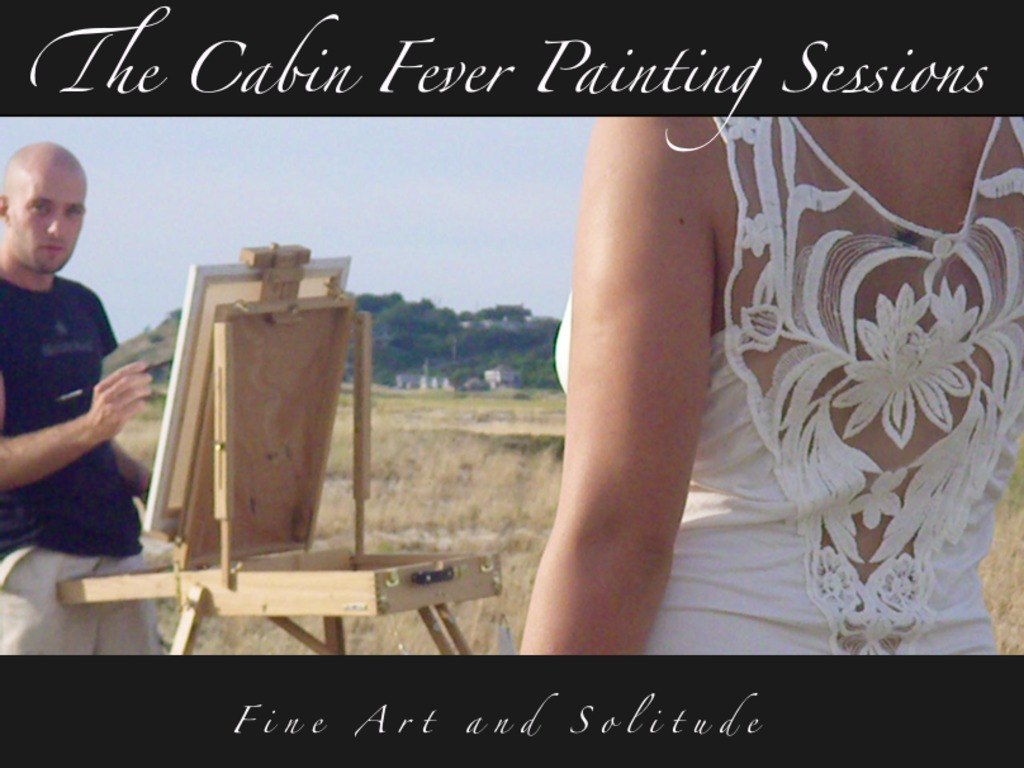 The Cabin Fever Painting Session - Fine Art & Solitude's video poster
