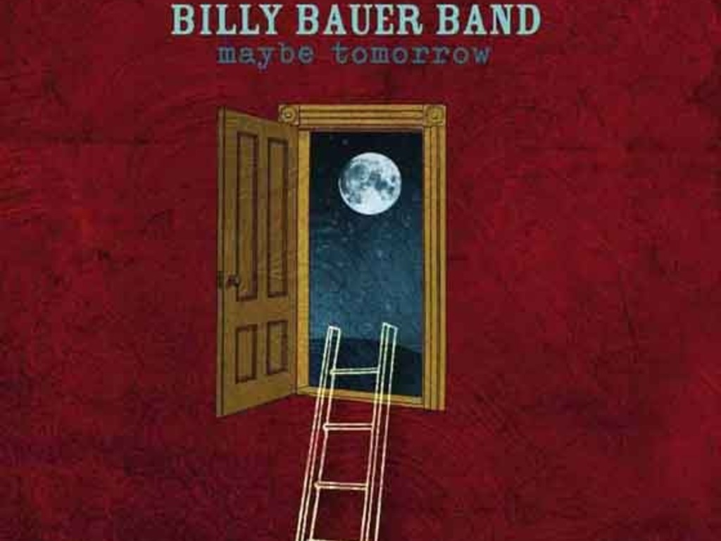 Pre-Order & Help Release Billy Bauer Band's New Album!'s video poster