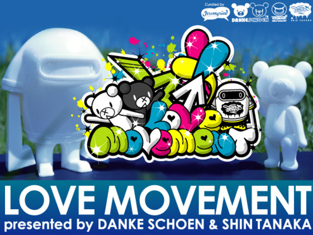 Join the LOVE MOVEMENT's video poster