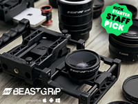 Beastgrip Pro the world's best camera rig for smartphones
