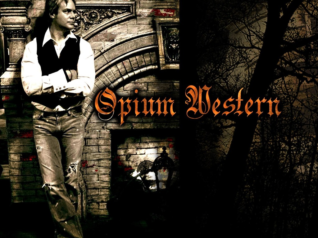 Opium Western Album's video poster