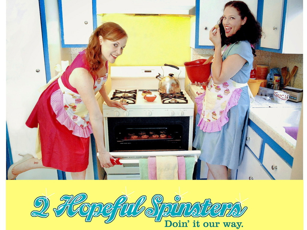 2 Hopeful Spinsters's video poster