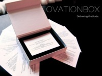 OvationBox- A Standing Ovation in your mailbox!