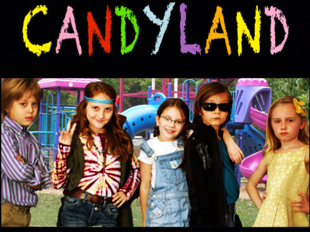 CandyLand's video poster