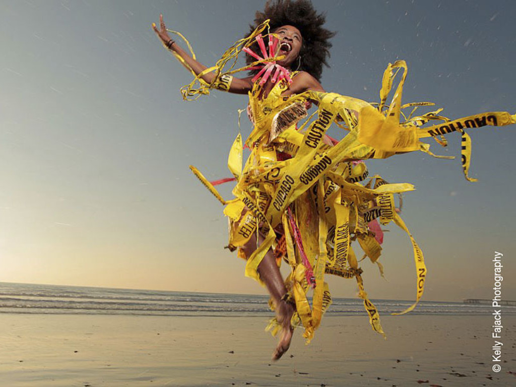 TRASHION: Marine Debris Makes a Splash on the World Stage's video poster