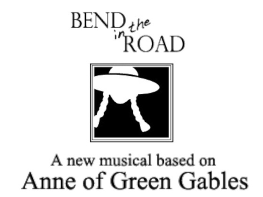 """BEND IN THE ROAD - a musical based on """"Anne of Green Gables""""'s video poster"""