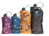 Nada Bottle: Collapsible Water Bottle = Clean Water