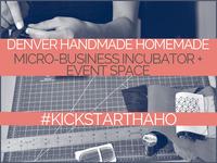 Denver Handmade Homemade's Vendorship Program