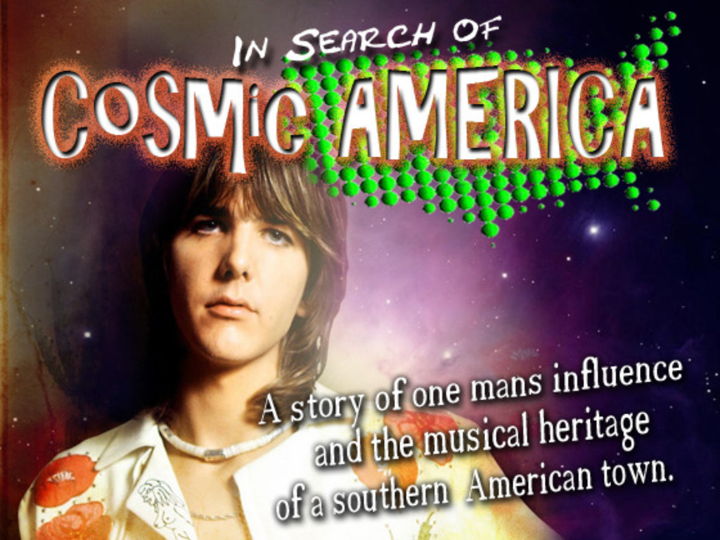 In Search of Cosmic America's video poster