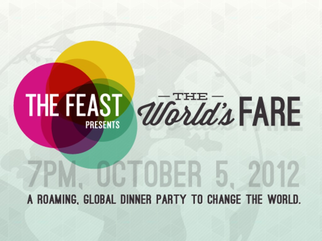The Feast Presents: The World's Fare's video poster