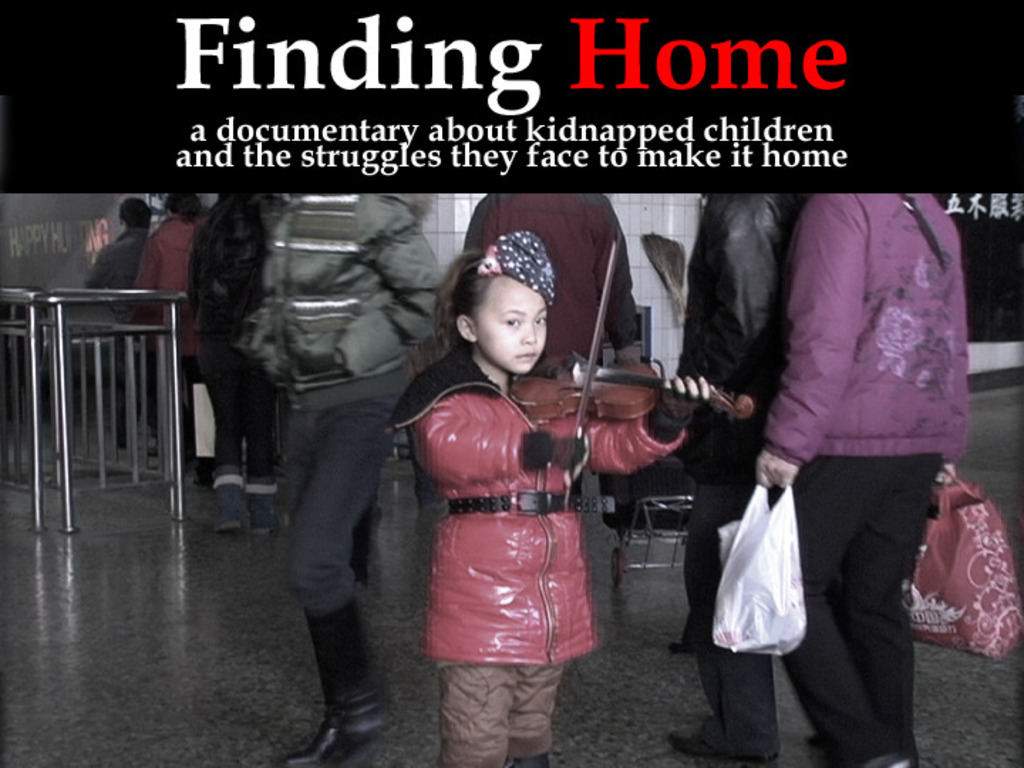 """Finding Home"" - Documentary on Kidnapped Children in China's video poster"
