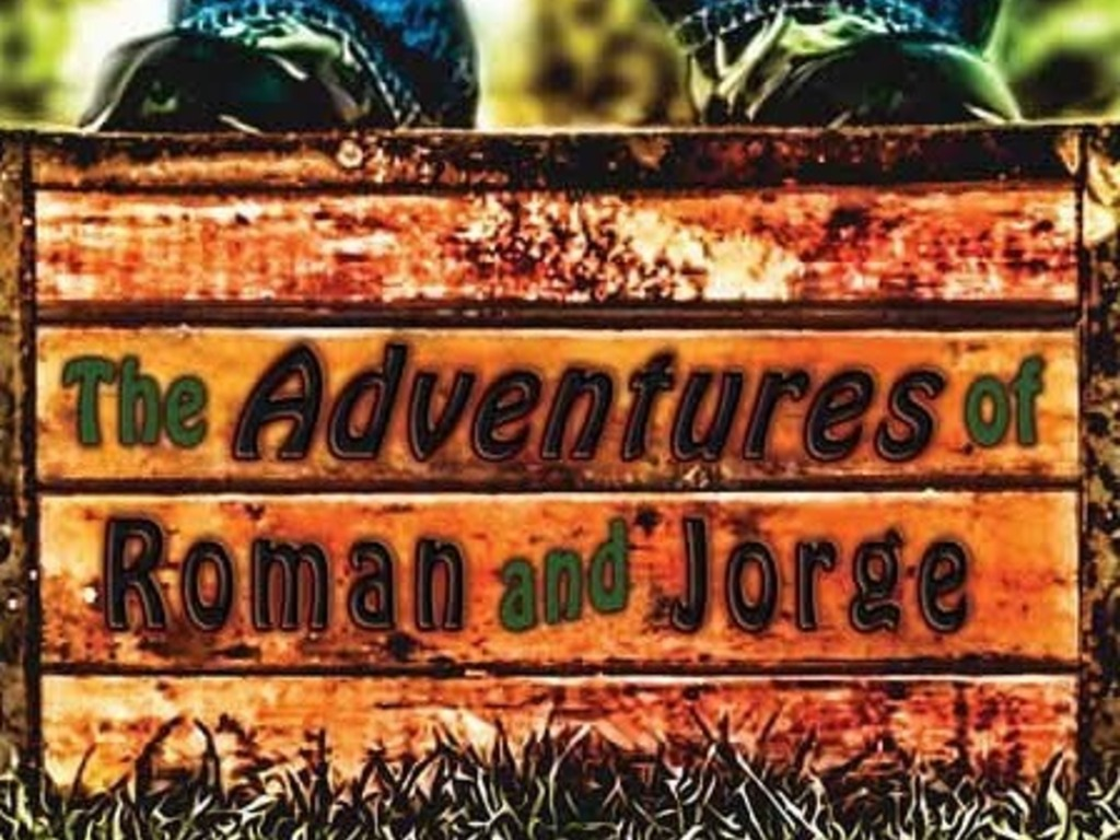 The Adventures of Roman and Jorge (Episode 4)'s video poster