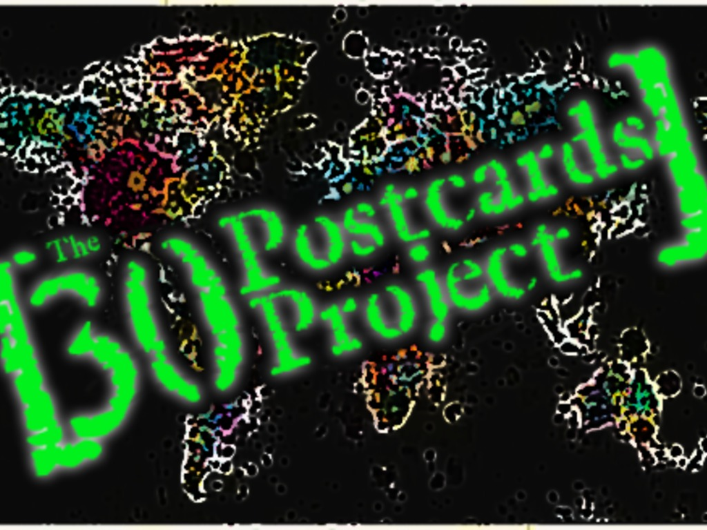 The 30 Postcards Project's video poster
