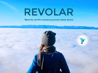 Revolar- Meet the world's smartest personal safety device!