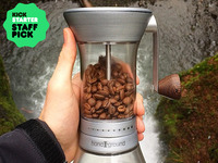Precision Coffee Grinder: Better Grind, More Flavor