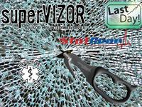 The SuperVizor - A Visor Mounted Lifesaver!