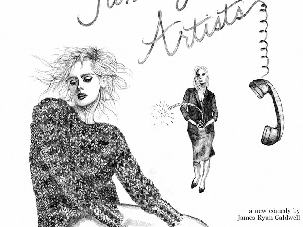Fantasy Artists @ The New York International Fringe Festival's video poster