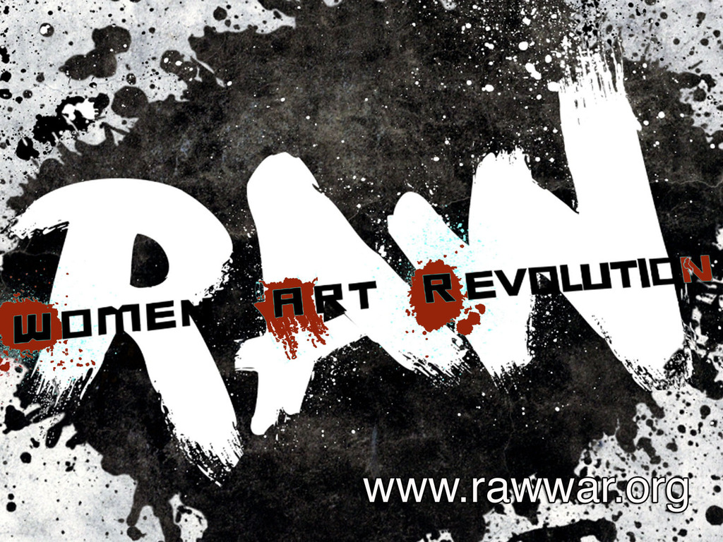 RAW/WAR Live Archive and Installation's video poster