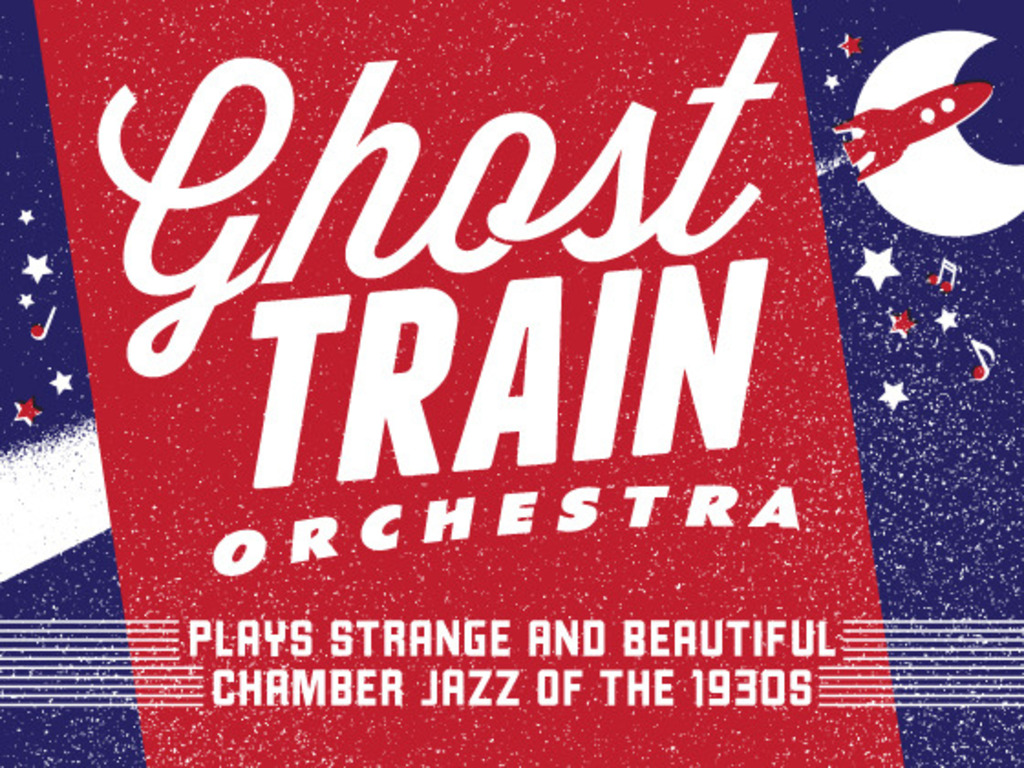 Ghost Train Orchestra: Book of Rhapsodies's video poster