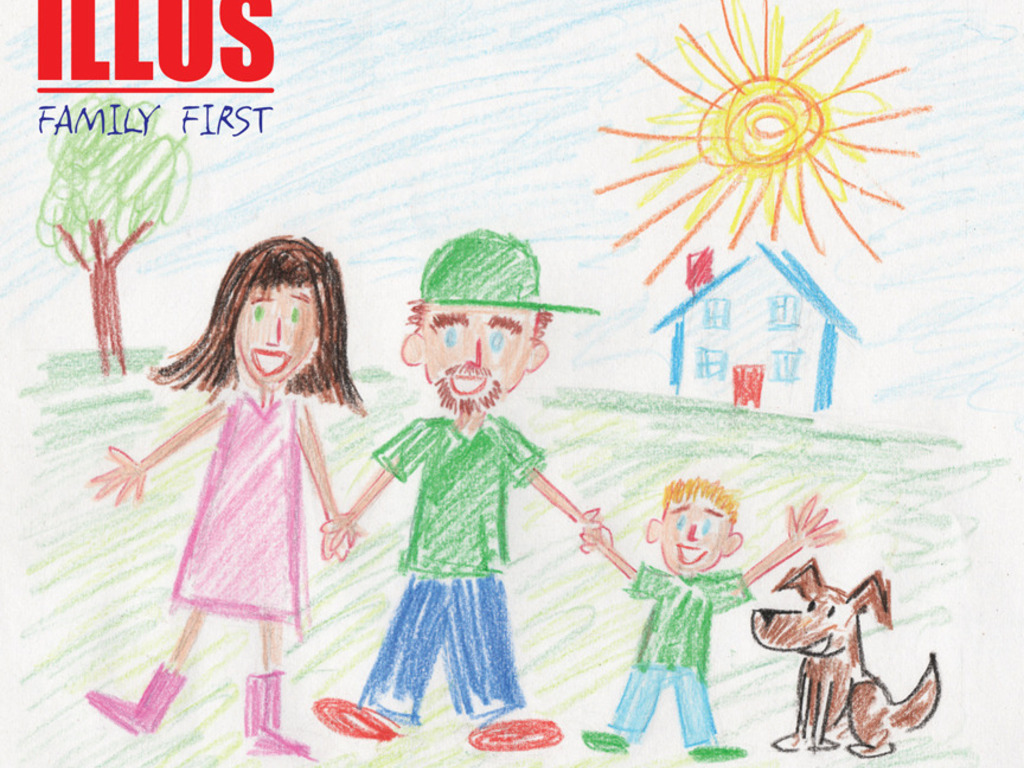 ILLUS: Family First & For Adam re-release!'s video poster