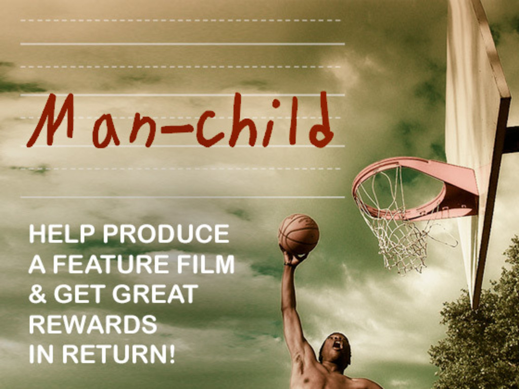 MAN-CHILD - Feature Film's video poster