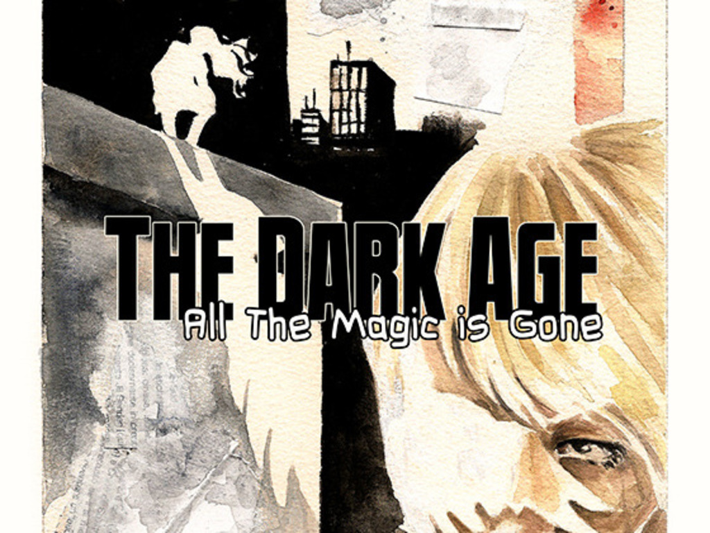 The Dark Age #1's video poster