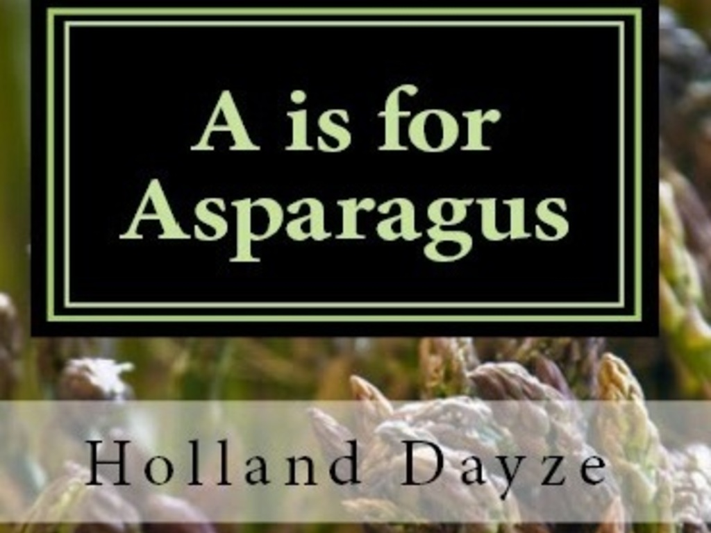 A is for Asparagus - A Vegetable Detective Series's video poster